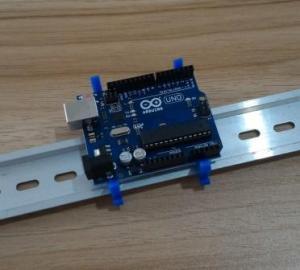 DIN rail clip arduino