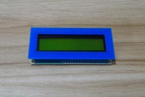 Pinggiran LCD 16x2 LCD Panel Bezel