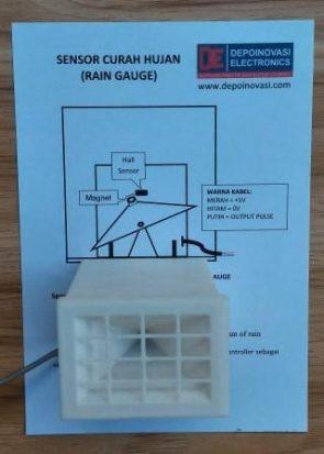 sensor rain gauge