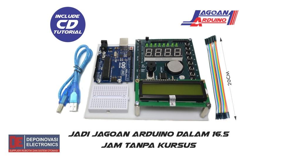 Trainer Jagoan Arduino