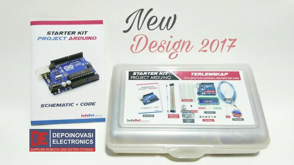 Starter Kit Project Arduino