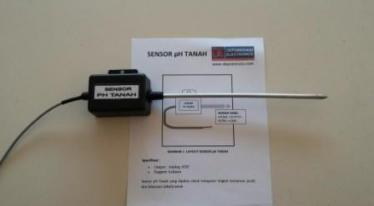 Sensor pH Tanah Support Arduino