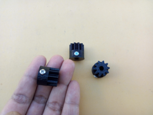 3D Printer Wade Small Gear Extruder