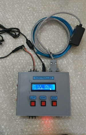Pressure Controller 0-200 kPa Output 0-10V