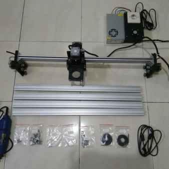 CNC Router DEPO 3DPXCNC area kerja 60x40 cm