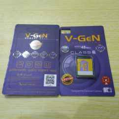 SDcard V-GeN 8GB for 3D Printer